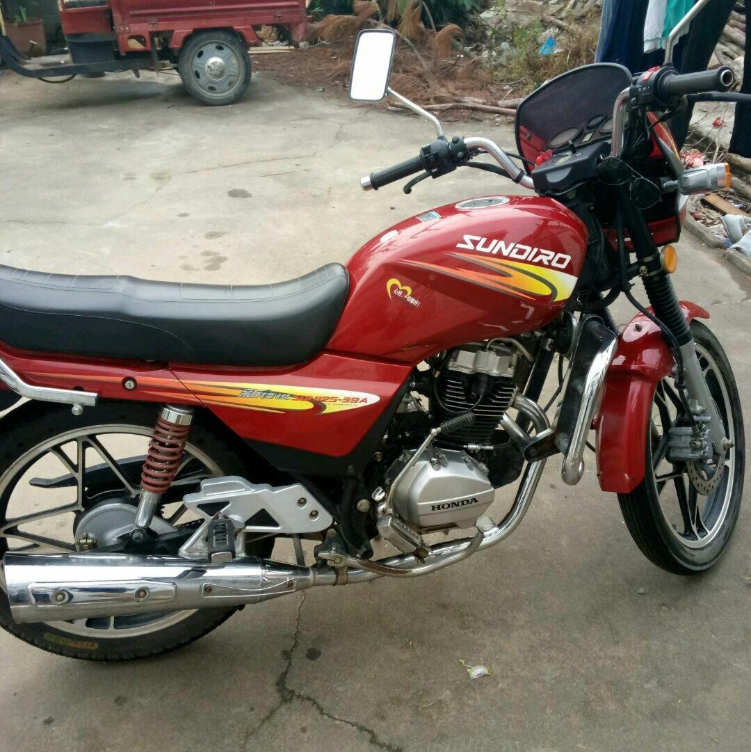 【长沙二手新大洲本田摩托车转让|长沙新大洲本田摩托