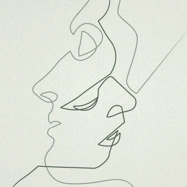 简笔画 手绘 线稿 1440_1440