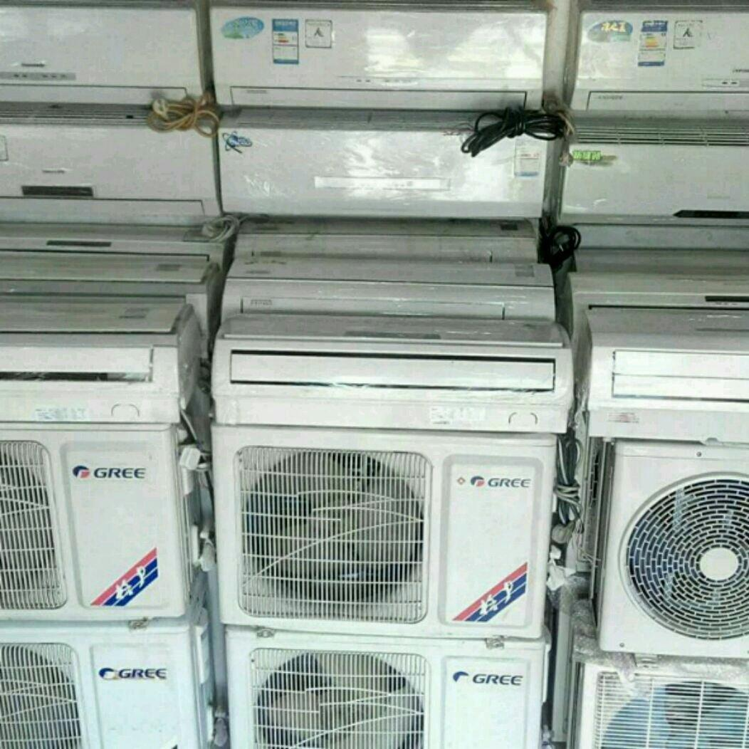 二手 家用电器 二手空调  转让海尔立式大三匹空调一个,去年七月份