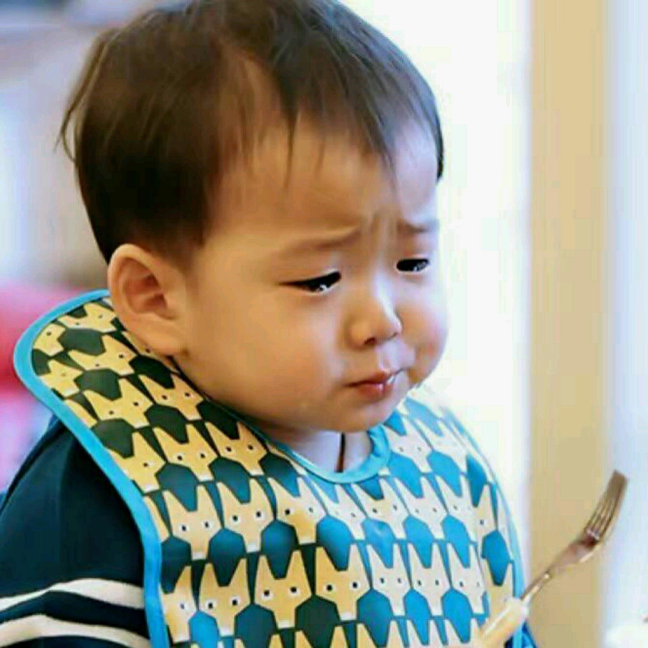 韩国民国小孩表情包