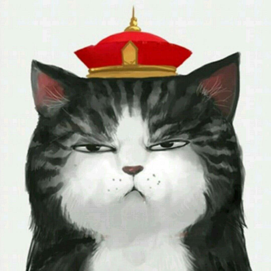 头戴红顶帽的动物